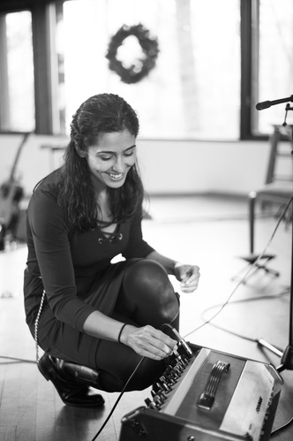 guitar instructor-faiza alam